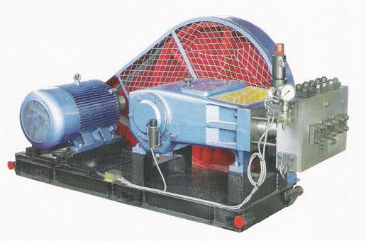 3S Series Slush Pump